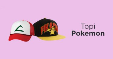 Topi Pokemon