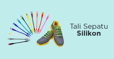 Tali Sepatu Silikon