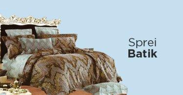 Sprei Batik