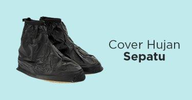 Cover Hujan Sepatu