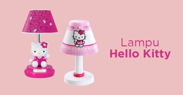 Lampu Hello Kitty