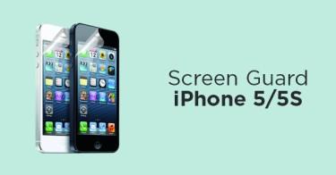 Screen Guard iPhone 5/5S