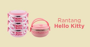 Rantang Hello Kitty