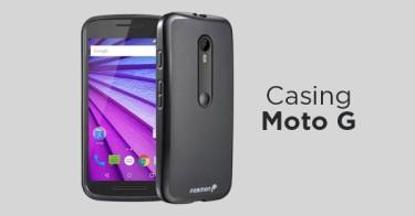 Casing Moto G