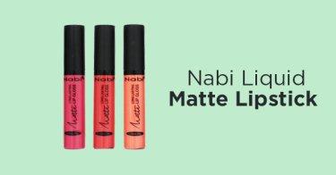 Nabi Liquid Matte Lipstick