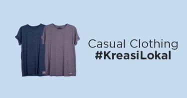 Casual Clothing #KreasiLokal