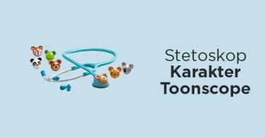 Stetoskop Karakter Toonscope