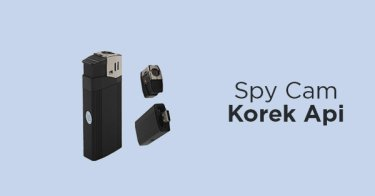 Spy Cam Korek Api