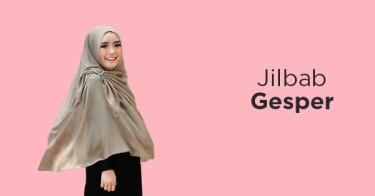 Jilbab Gesper