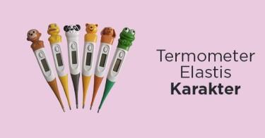 Termometer Elastis Karakter