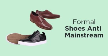 Formal Shoes Anti Mainstream