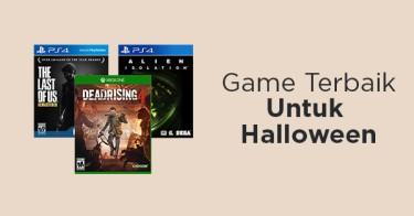 Game Terbaik Untuk Halloween