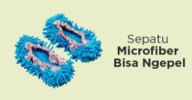 Sepatu Microfiber