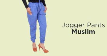 Jogger Pants Muslim