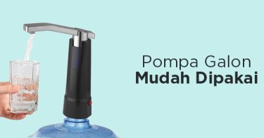 Rechargeable Water Pump