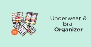 Underwear Bra Organizer