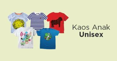 Kaos Anak Unisex
