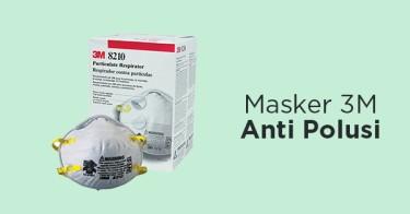 Masker 3M Anti Polusi
