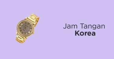 Jam Tangan Korea
