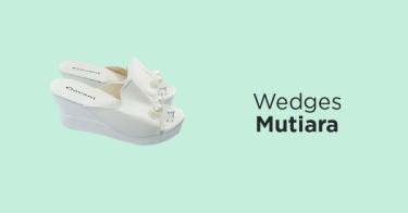 Wedges Mutiara