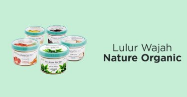 Lulur Wajah Nature Organic