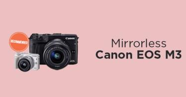 Kamera Mirrorless Canon EOS M3