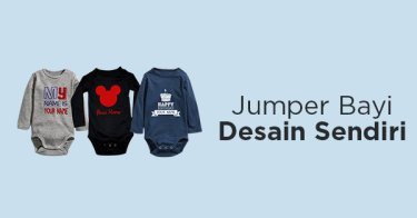 Jumper Bayi Custom