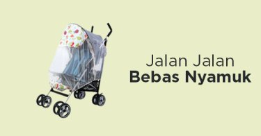 Kelambu Stroller
