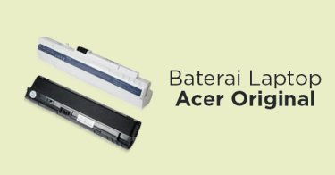 Baterai Laptop Acer Original