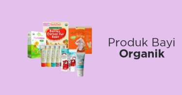Produk Bayi Organik