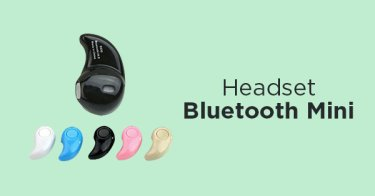 Headset Bluetooth Mini