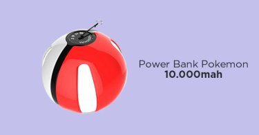 Power Bank Pokemon 10000mah