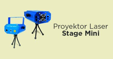 Proyektor Laser Stage Mini
