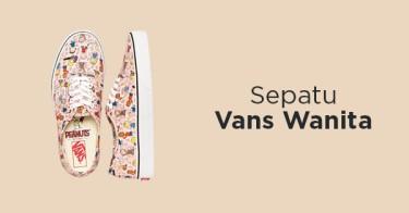 Jual Sepatu Vans Wanita  a1965ac823