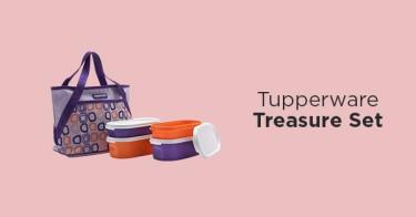 Tupperware Treasure Set