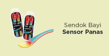 Sendok Bayi Sensor Panas