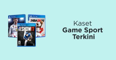 Kaset Game Sport Terkini