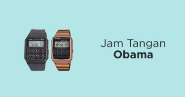 Jam Tangan Casio Calculator