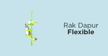 Rak Dapur Flexible