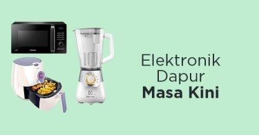 Elektronik Dapur Masa Kini