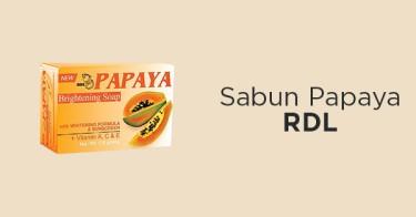 Sabun Papaya RDL