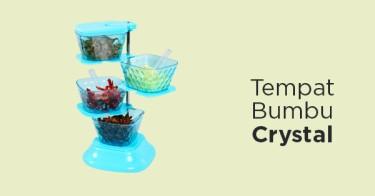 Tempat Bumbu Crystal