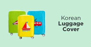 Korean Luggage Cover
