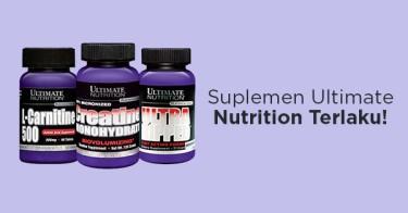 Suplemen Ultimate Nutrition