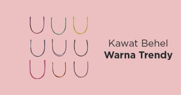 Kawat Behel Warna