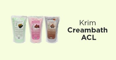 Krim Creambath ACL