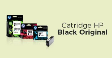 Catridge HP Black Original