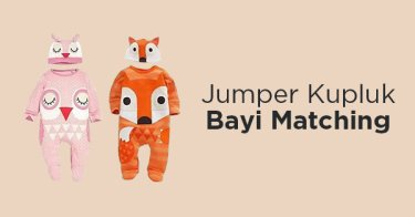 Set Jumper Topi Bayi
