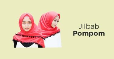 Jilbab Pompom