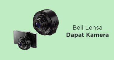 Sony Smart Lens DSC-QX10